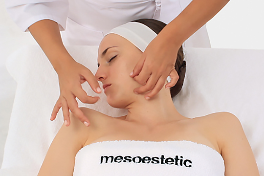 Facial treatments - Cosmelan depigmentation