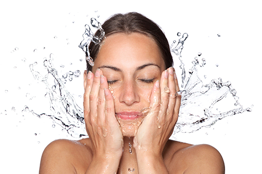 HydraFacial resurfacing procedure