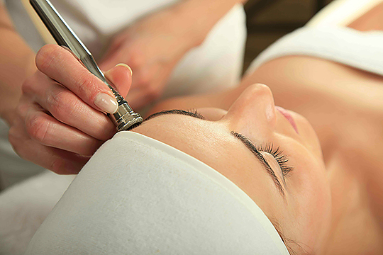 Facial treatments Microdermabrasion in Weston